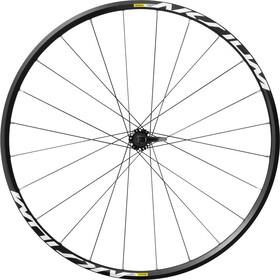 Mavic Aksium Disc 17 - rueda delantera 9mm Intl negro